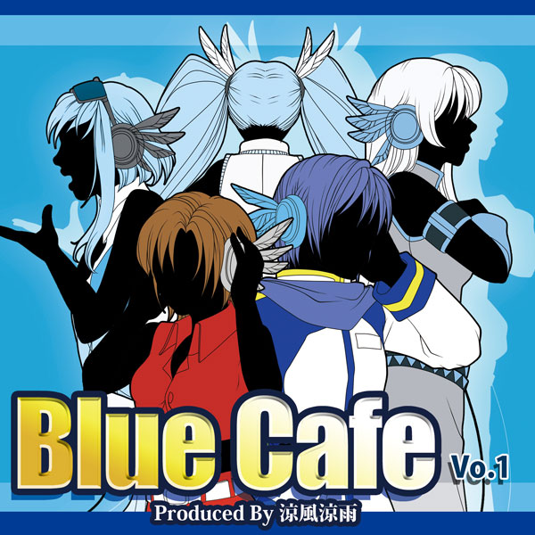 Blue Cafeのジャケット