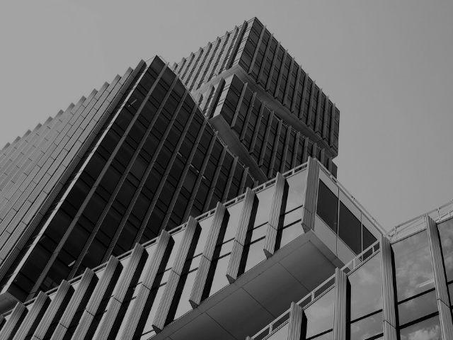 大企業のビル