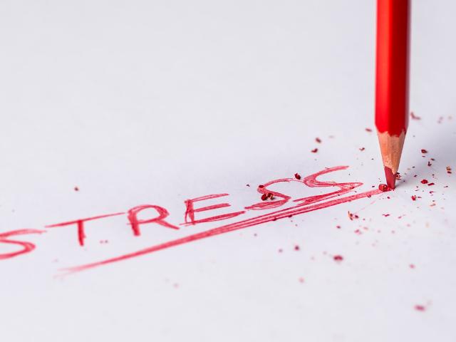 ストレスが溜まりすぎた時