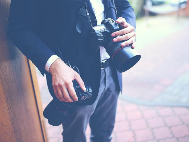 カメラマンはクリエイティブな仕事に近い