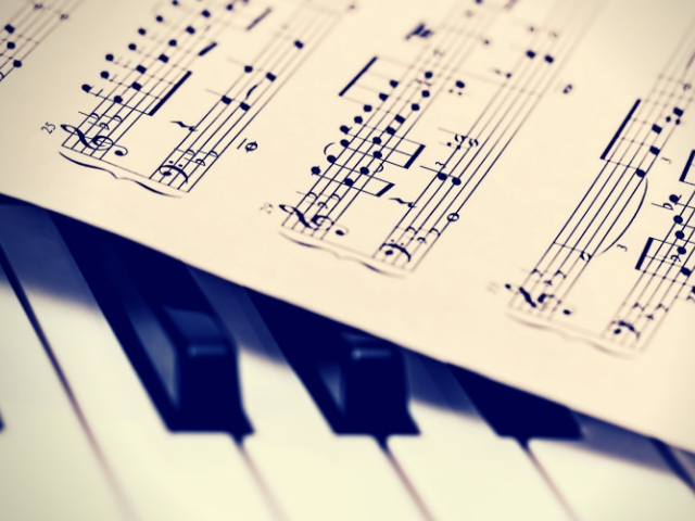 ピアノ調律師が調律したピアノ