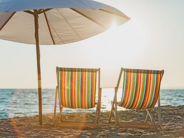 50歳でセミリタイアしてビーチ