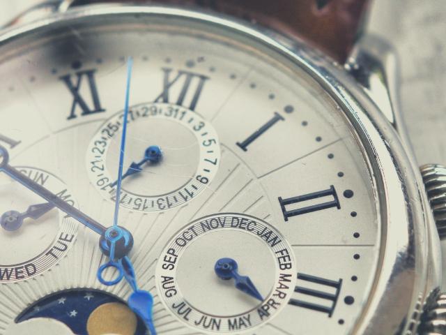 高級腕時計のサービスについて