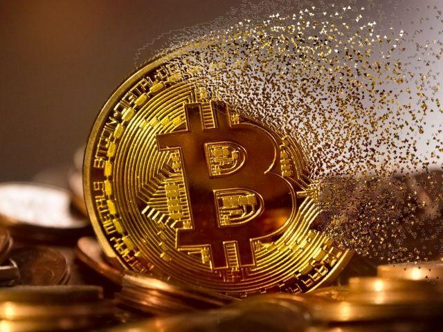 代表的な仮想通貨ビットコイン