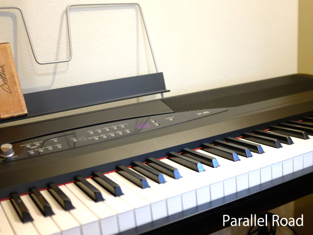 電子ピアノのMIDI機能について