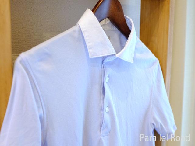 ユニクロのポロシャツ