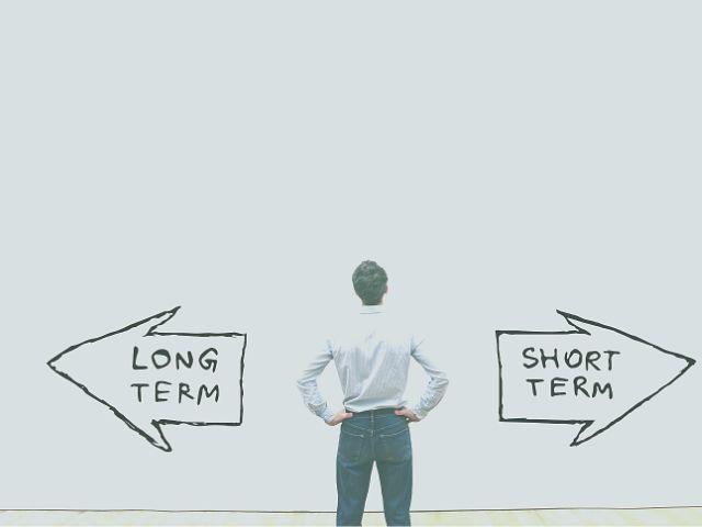 短期間で結果を出さないと転職に不利