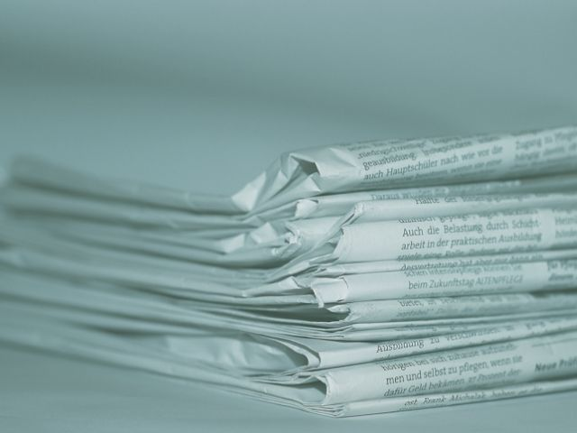 新聞配達の仕事について