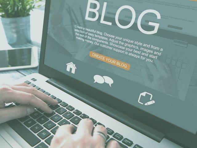 ブログを作る技術も使える