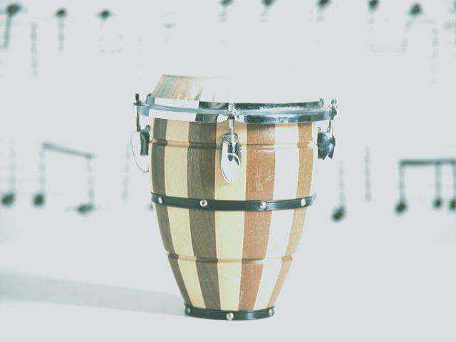 コンガなどの打楽器