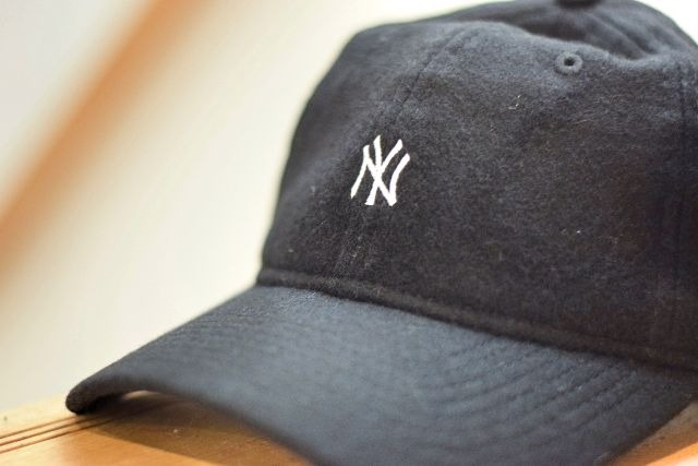 ワンタッチ補正後の帽子写真
